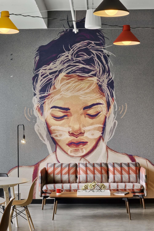 Arlo Lowback Sofa + Bello Table